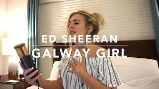 If you missed my Ed Sheeran Galway Girl cover you can watch