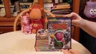 Kiana's The BACKYARDIGANS DVD Collection Part 1