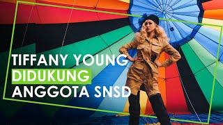 Mendapat Dukungan dari Anggota SNSD saat Tur di Amerika, Tiffany Young Terharu