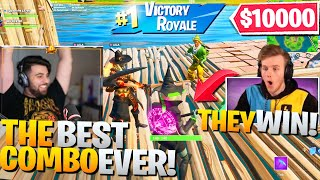 How I WON Lachlan's $10 000 Fashion Show World Cup Qualifier! ft. Ali-A (Fortnite Battle Royale)