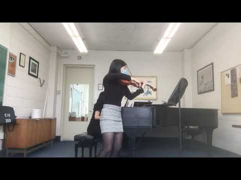 Beethoven Romance No. 1 in G major