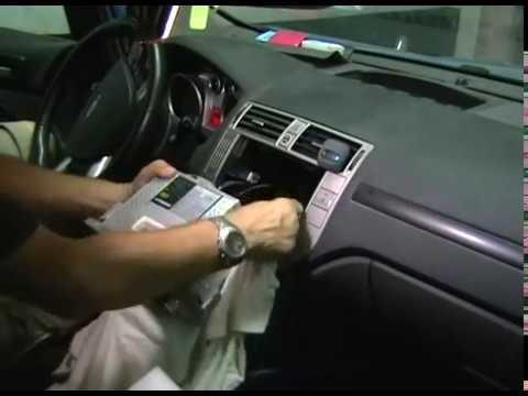 Instalación GPS Ford kuga / Navegador Ford Kuga / android ford Kuga
