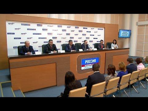 Полная запись пресс-конференции министерства сельского хозяйства РБ