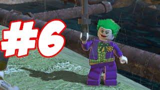 LEGO Batman 2 - LEGO BRICK ADVENTURES - PART 6 - JOKER UNLOCKED