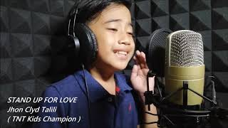 Stand Up For Love by: Destiny's child Song cover Jhon Clyd Talili