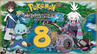 Let's Play Pokémon Schwarz 2 [Hürdenmodus][German][#8] Gift, Galle und Musik!