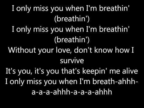 Jason Derulo - Breathing Lyrics