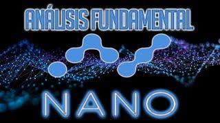 ✅¿Qué es NANO Criptomoneda? - Análisis Fundamental