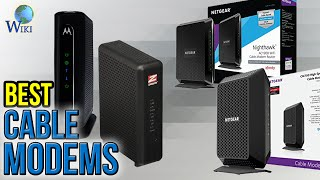 9 Best Cable Modems 2017