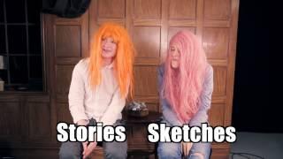 Girls American Funny No Books No Nerdy No Sexy Story or Sketch | YouTube Valentine