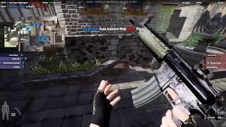 Pre-Alpha Raw Gameplay Footage Of Urban Terror: Resurgence