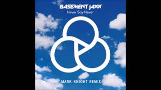 Basement Jaxx   Never Say Never