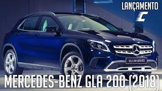 Lançamento Mercedes-Benz GLA 200 (2018)