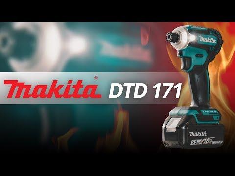 DTD 171 - Der 18V Akku-Schlagschrauber von Makita