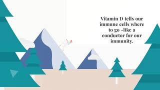 Why do we need Vitamin D - especially during immune crisis