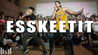 """Lil Pump - """"ESSKEETIT""""   Matt Steffanina Dance ft Kenneth #PHILIPPINES"""