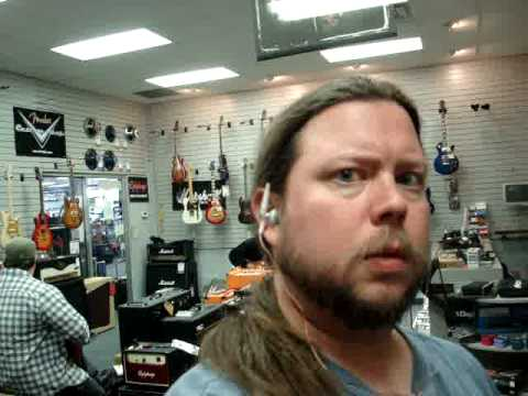 What it's really like to work in a music store — Hysterical!
