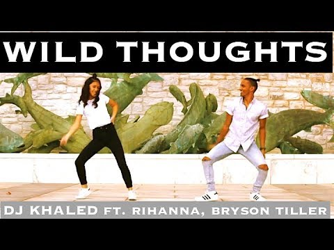 DJ Khaled : Wild Thoughts ft. Rihanna , Bryson Tiller