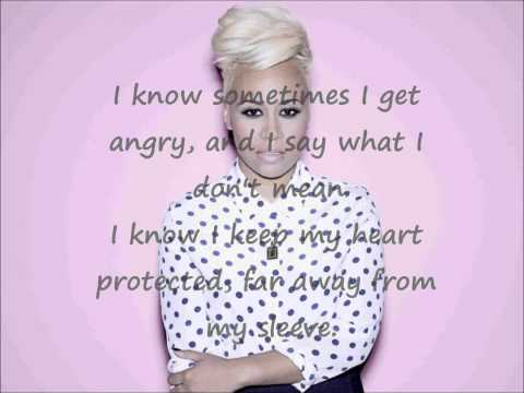 Emeli Sandé- My Kind of Love (Lyric Video)