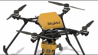 SkyTy P3 unit performs automated rebar tying