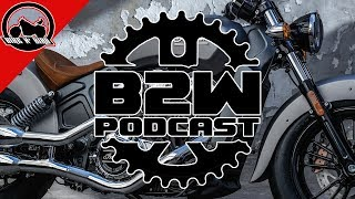 PODCAST: Between 2 Wheels - Ep.6 - Softails, Asia Trip, And Indian Motorcycles