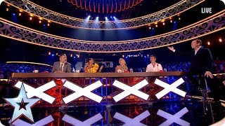 The Judges play the internet question game! | Semi-Final 2 | Britain's Got More Talent 2017