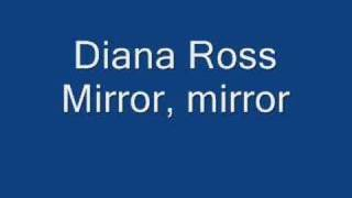 Diana Ross Mirror, mirror