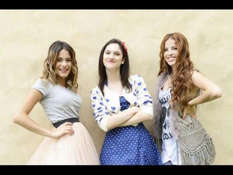 три лучшие подруги