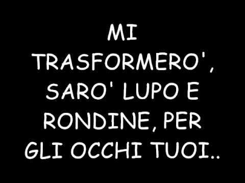 , title : 'Marco Mengoni - Credimi Ancora'