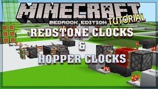 minecraft bedrock edition redstone clock - Thủ thuật máy tính - Chia