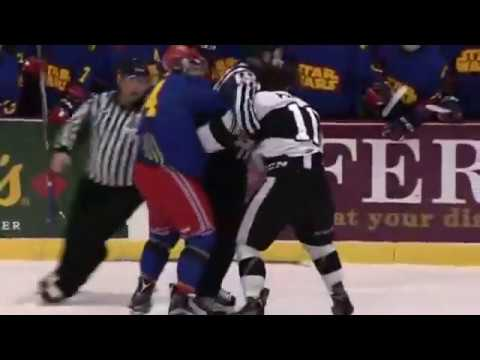 Anthony Poulin vs Kevin Klima