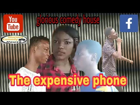 the expensive phone #Emmanuella #thespian nozy #kastropee