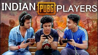 TYPES OF INDIAN PUBG PLAYERS - Part 1 | Pubg in India | Shetty Brothers