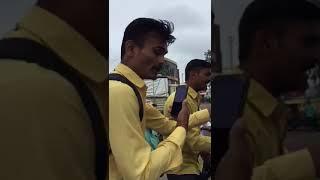 Traffic police behavior