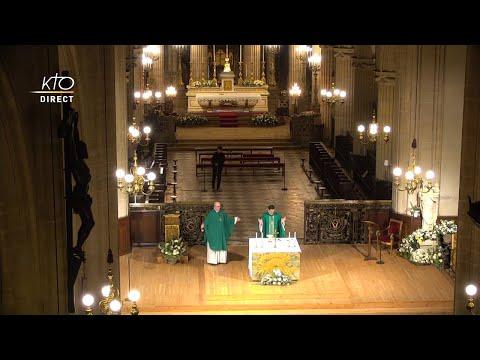 Messe du 26 novembre 2020 à Saint-Germain-l'Auxerrois