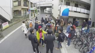 動画ブログ161110幕張歴史探訪ツアー