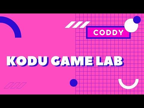 Обучение программированию Kodu Game Lab для детей от онлайн-школы Coddy