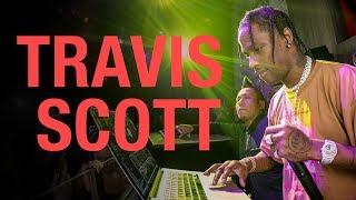 Travis Scott at TAO Downtown