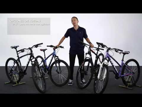 ¿Cómo elegir tu bicicleta?
