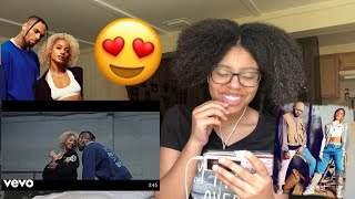 Danileigh - Easy (Remix) ft. Chris Brown (REACTION!)