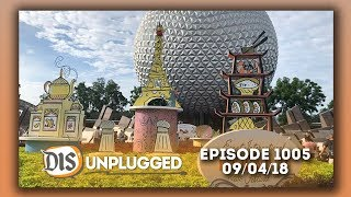 Walt Disney World + Food & Wine Discussion | 09/04/18