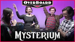 Let's play MYSTERIUM | Overboard, Episode 7