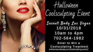 RSVP to Secret Body's Coolsculpting Event