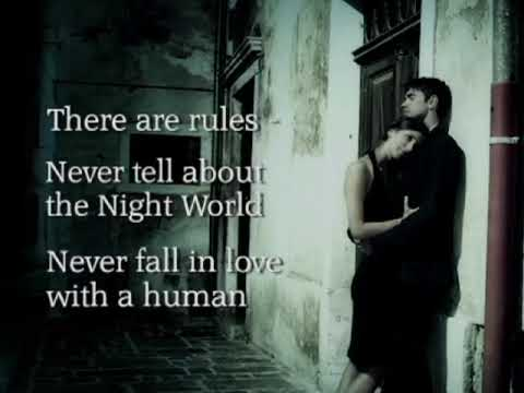 Night World series book trailer