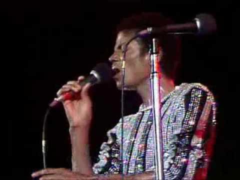 Michael Jackson - Ben Live 1981 HQ + pics