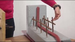 Гидроизоляционный шнур для бетонных швов