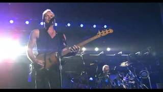 "The Police ""Roxanne"" Live"