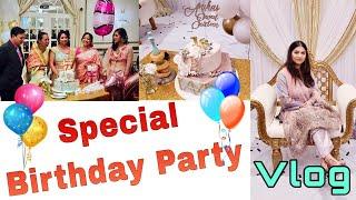 কানাডা'য় স্পেশাল জন্মদিন পার্টি | Sweet 16th Birthday Party | Bangladeshi Canadian Vlogger