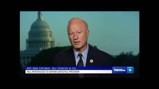 Coffman Introduces  'Safe to Tell Act of 2018'