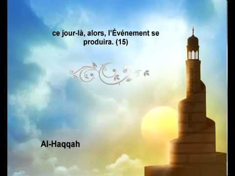 Sourate Celle qui montre la vérité <br>(Al Haqqah) - Cheik / Mohammad El Menshawe -